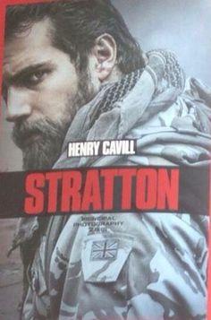 Henry Cavill As John Stratton In Movie