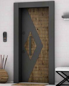Flush Door Design, Home Door Design, Door Design Interior, Wooden Door Design, Gate Design, Aluminium Door Design, Aluminium Doors, Modern Wooden Doors, Wooden Front Doors