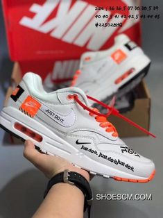 e33d47abe9b3 Nike 87 Zoom OFF-WHITE AIR MAX 1 X ZERO QS Collaboration WHITE Best