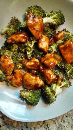 21 Day Fix - General Tso's Chicken
