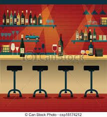 Resultado de imagen para DIBUJO DE BAR Bar, Triangle, Stock Photos, Canning, Houses, Dibujo, Home Canning, Conservation