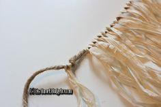 Budget101.com - - How to Make a Hula Skirt | Hawaiian Luau Decorations Dirt Cheap