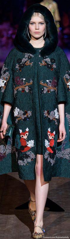 Dolce & Gabbana / F/W 2014 RTW| LBV ♥✤ | KeepSmiling | BeStayBeautiful