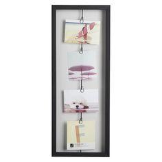 Loft by Umbra Vertical 4 Clip Photo Line Frame : Target