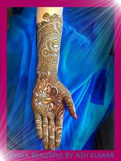 mehndi artists, ash kumar contest http://maharaniweddings.com/gallery/photo/13362