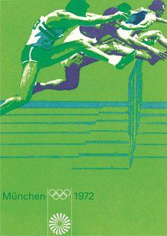 München 1972  hurdles