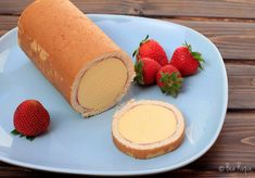 Arctic roll - loved this!