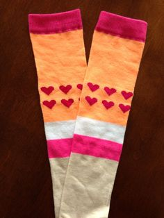 Specialty Baby & Toddler Arm or Leg Warmers by FluffyBumAccessories, $6.00