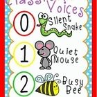 We hope you enjoy using our Classroom Voices Poster! It is a great visual to remind your students which voices they should be using at different ti...