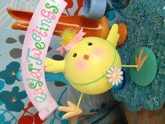 Easter Decorations. Sooo cute!  Pierone.com