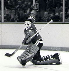 Tony Esposito | Chicago Blackhawks | NHL | Hockey