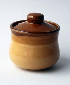 T & G Green Church Gresley pottery mustard pot, preserve pot. 1930's lidded pot. by gardenfullofVintage on Etsy https://www.etsy.com/listing/232789383/t-g-green-church-gresley-pottery-mustard