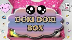 SPACCHETTIAMO LA DOKI DOKI Kawaii Box   Unboxing ITA ✿  Apriamo insieme la box Doki Doki di Settembre ! Puccioserie Kawaii by Japan Create!  Prendi la TUA DOKI DOKI BOX:http://www.japancrate.com/dokidoki Guarda il video qui: https://youtu.be/pzxuCIwRous