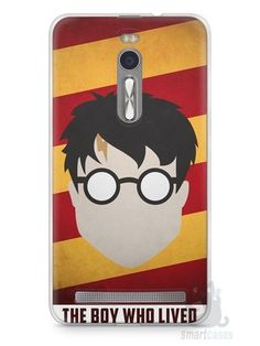 Capa Zenfone 2 Harry Potter #2