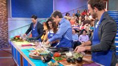 Mexican Cooking with Eva Longoria: Eva Longoria knows Mexican cooking does not have to be unhealthy. Learn how to cook her lighter skirt steak tacos! Get the...