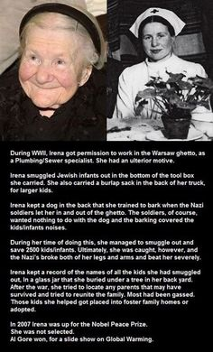 What an amazing woman! So brave, if it came down to it, could you/would you do the same?! Random Pictures Of The Day - http://www.zeusfactor.com