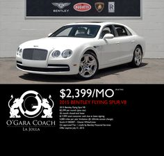View O'Gara Coach San Diego's cars for sale in San Diego CA. We have a great selection of new and used cars, trucks and SUVs. Bugatti, Used Cars, Lease Specials, Cars For Sale, San Diego, Vehicles, Cars For Sell, Car, Vehicle