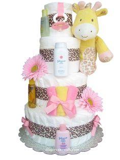 amscan Pink Precious Bear Baby Shower Fabric Frame 6 Ct.