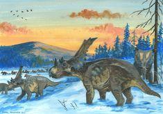 Horns20: Chasmosaurus by tuomaskoivurinne.deviantart.com on @deviantART