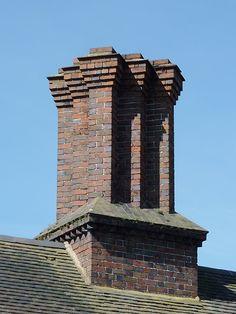 victorian chimneys - Google Search