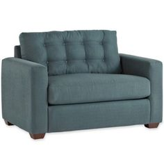 """Midnight Slumber 56"""" Chair with Twin Sleeper - Hilo Fabric  found at @JCPenney"""