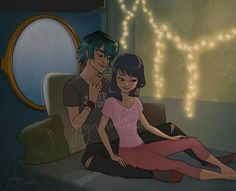 Find images and videos about lol, miraculous ladybug and marinette dupain-cheng on We Heart It - the app to get lost in what you love. Luka Miraculous Ladybug, Miraculous Ladybug Fanfiction, Miraculous Ladybug Wallpaper, Ladybug And Cat Noir, Meraculous Ladybug, Ladybug Comics, Ladybug Cakes, Cartoon Shows, Cartoon Art