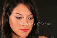Año 2008. Un añito ya como maquilladora profesional en Valencia.