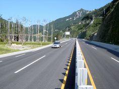 Misiryeong Penetrating Road, Korea | 미시령관통도로