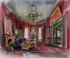 Disegnare i sogni: Dante Ferretti scenografo