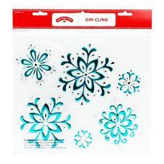#Walmart Mexico - #Walmart Mexico Stickers decorativos holiday time dim cling para navidad - AdoreWe.com
