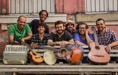 O Nós de Cabrália é um grupo de compositores formado no Rio de Janeiro em 2012. Chegou a hora de realizar o grande sonho de ter um CD.