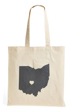 Vital Industries 'City' Canvas Tote   Nordstrom
