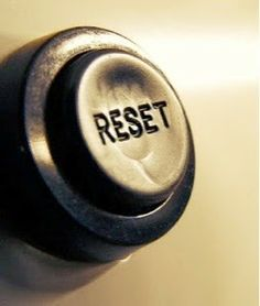 """There are days that I wish there was a """"reset"""" button for parts of my life.not all. Timothy Green, Reset Button, Great Awakening, Photo D Art, Everything Is Fine, Chiropractic Care, One Word, Creative Thinking, The Good Place"""