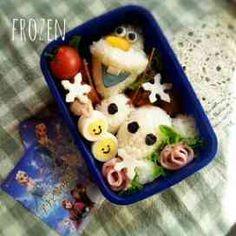 Olaf Bento lunch box
