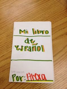 New and FUN way to take notes. Student engagement to a MAX! Señora Baxter's Spanish Class