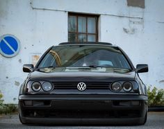 Golf trick, tips and training Golf Mk3, Vw Golf Cabrio, Vw Golf 3, Volkswagen Golf, Gti Vr6, Golf Crafts, Golf Party, Vw Cars, Party Poster