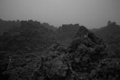 Rocas volcanicas #volcán de pacaya.