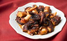 Pulpo Gallego, Spanish Octopus with Paprika