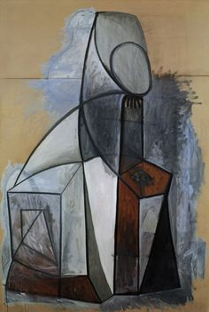 Pablo Picasso, 1946 Composition on ArtStack #pablo-picasso #art