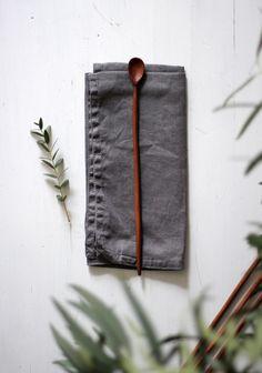 RAW Design blog - Wooden spoons