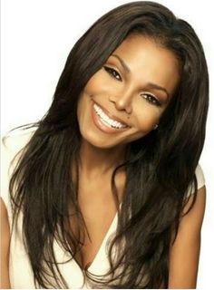 Janet Jackson, at 47 & still looks amazing!  #AgingGracefully #Over40 #AgelessBeauty