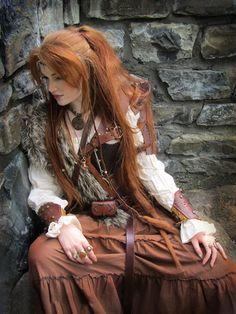 Viking princess.