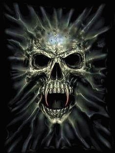 Download Skull Mobile Screensavers For Your Cell Phone