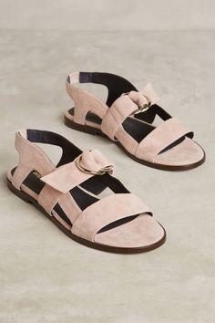Slide View: 1: Megumi Ochi Ligno Sandals