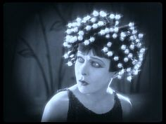 All these ideas in my head ought to come out. Nazimova in Salome (1923). Vintage photography.