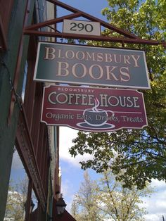 Boomsbury Books & Coffee House, Ashland, Oregon