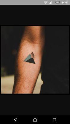 Classy Tattoos, Badass Tattoos, Cool Tattoos, Mountain Range Tattoo,  Mountain Tattoos, Small Tattoo Designs, Small Tattoos, Forearm Tattoos For  Men, ...