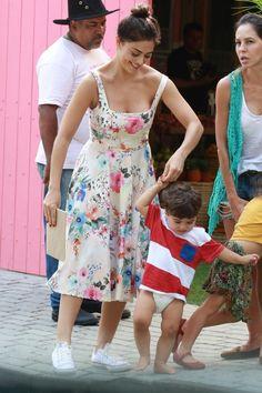 15 LOOKS DA JULIANA PAES POR AÍ - Fashionismo