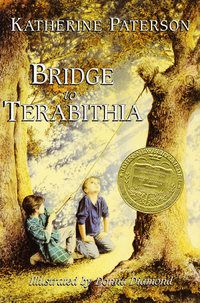 Bridge To Terabithia by Katherine Paterson: This book made me want to read!