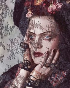 by Daniele + Iango for Vogue Germany